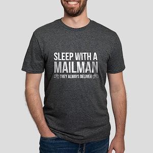 Sleep With A Mailman T-Shirt