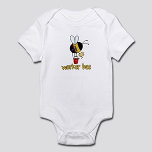 window cleaner, car wash Infant Bodysuit