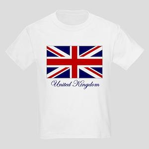UK Flag Kids Light T-Shirt