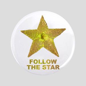 "follow the star 3.5"" Button"
