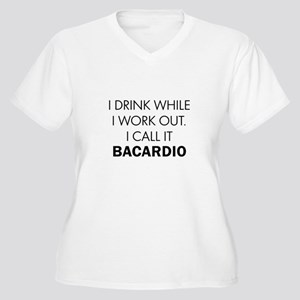 Bacardio Plus Size T-Shirt