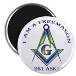 I am a Freemason Magnet