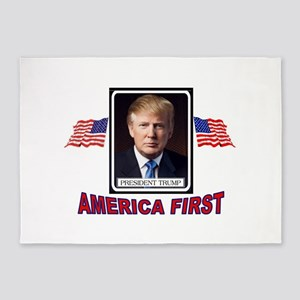 AMERICA FIRST 5'x7'Area Rug