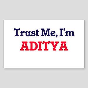 Trust Me, I'm Aditya Sticker