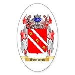Swarbrigg Sticker (Oval 10 pk)