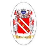 Swarbrigg Sticker (Oval 50 pk)