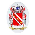 Swarbrigg Oval Ornament