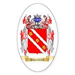 Swarbrick Sticker (Oval)