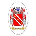 Swarbrick Sticker (Oval 50 pk)