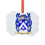 Swanne Picture Ornament