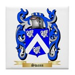 Swann Tile Coaster