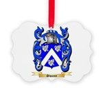 Swann Picture Ornament