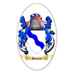 Swales Sticker (Oval 50 pk)