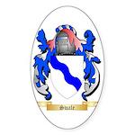 Swale Sticker (Oval 10 pk)