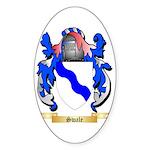 Swale Sticker (Oval 50 pk)