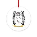 Svanetti Round Ornament
