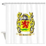 Sutton Shower Curtain
