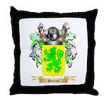 Sutton England Throw Pillow