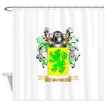 Sutton England Shower Curtain