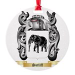 Sutliff Round Ornament
