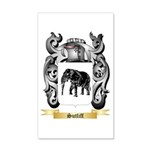Sutliff 20x12 Wall Decal
