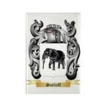 Sutlieff Rectangle Magnet (100 pack)