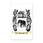 Sutlieff 20x12 Wall Decal