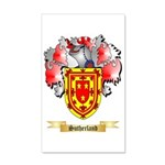 Sutherland 35x21 Wall Decal
