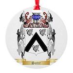Suter Round Ornament