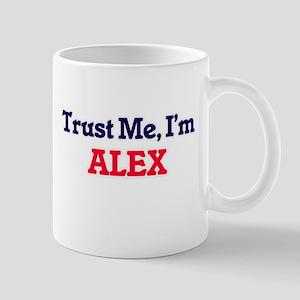 Trust Me, I'm Alex Mugs