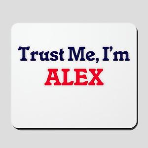 Trust Me, I'm Alex Mousepad