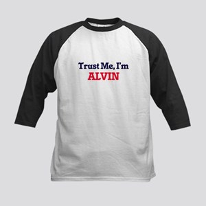 Trust Me, I'm Alvin Baseball Jersey