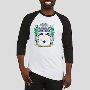Mcdermott Coat of Arms - Family Cr Baseball Jersey
