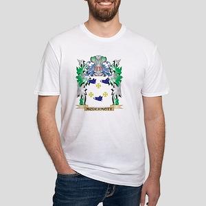 Mcdermott Coat of Arms - Family Crest T-Shirt