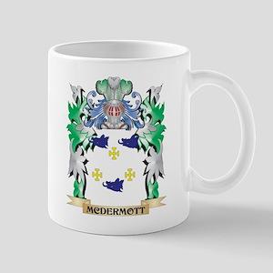 Mcdermott Coat of Arms - Family Crest Mugs