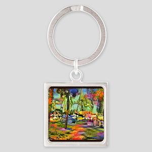Sarasota Bayfront Keychains