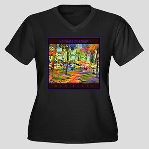 Sarasota Bayfront Plus Size T-Shirt