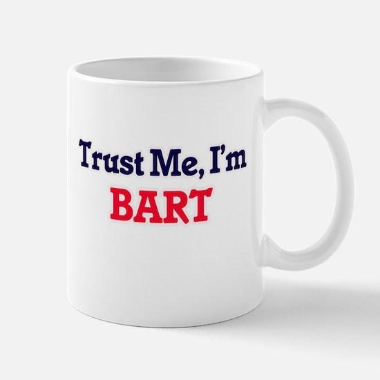 Trust Me, I'm Bart Mugs