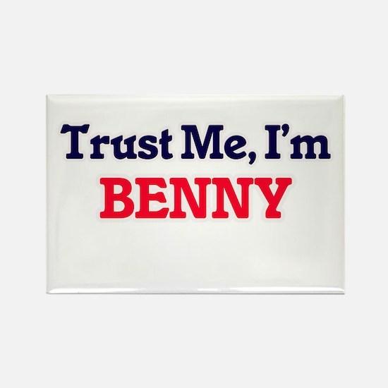 Trust Me, I'm Benny Magnets