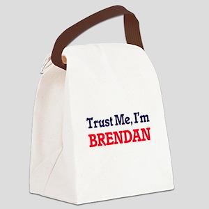 Trust Me, I'm Brendan Canvas Lunch Bag