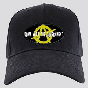 Anti-Gov't Black Cap