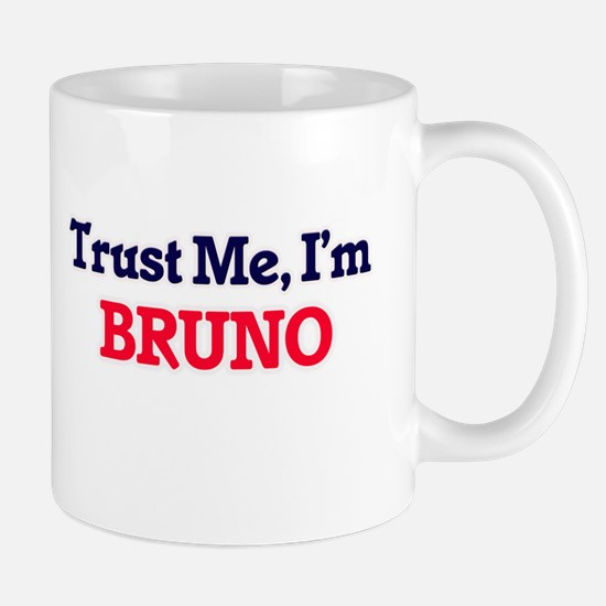 Trust Me, I'm Bruno Mugs