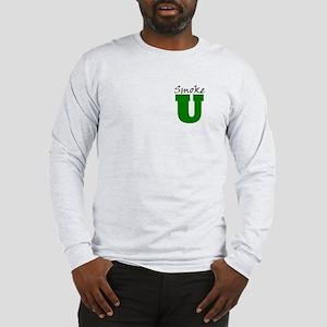 Smoke U Long Sleeve T-Shirt