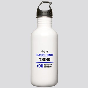 It's a DASCHUND thing, Stainless Water Bottle 1.0L