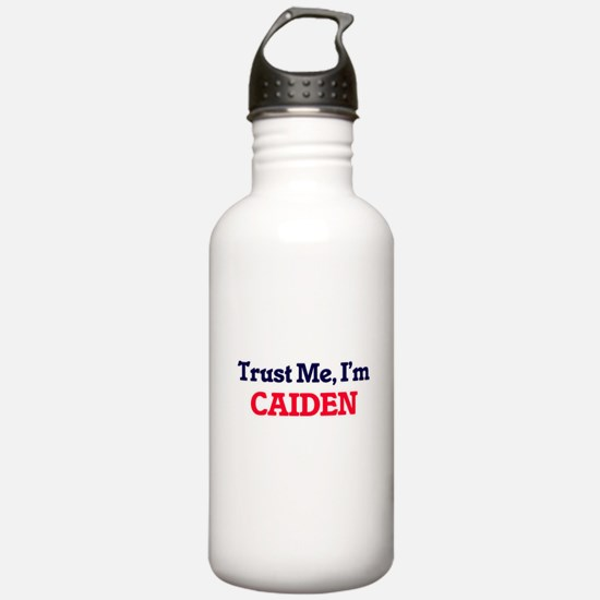 Trust Me, I'm Caiden Water Bottle