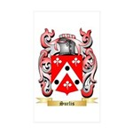 Surlis Sticker (Rectangle 10 pk)