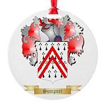 Sumpner Round Ornament