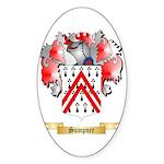 Sumpner Sticker (Oval 50 pk)