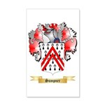 Sumpner 20x12 Wall Decal