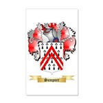 Sumpner 35x21 Wall Decal